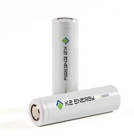 "K2 Energy Expands ""Next Generation Ultra Line"" to Include High-Capacity Energy Cells and Packs"