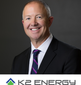 K2 Energy Solutions, Inc. continues transformation with appointment of new CEO Sean Campbell