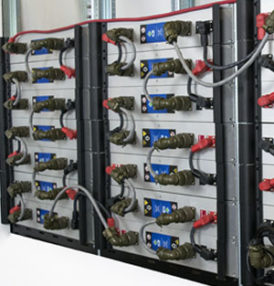 """K2 Energy Solutions Inc. (""""K2"""") Completes Their New 2U Battery Rack System with UEC Electronics LLC. (""""UEC"""")"""