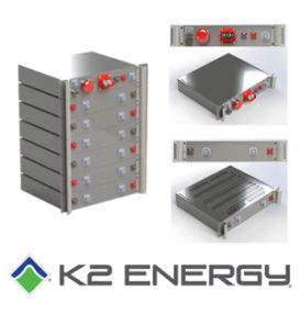 Improved IT performance through K2 Energy Solutions Inc. Custom UPS Battery Systems