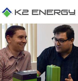 K2 Energy Solutions Inc. Brings Engineers Hafed N. Ikhlef and Michael Wray Onboard